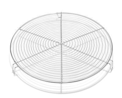 Stainless Steel Round Cooling Rack Kitchen Accessories Storage