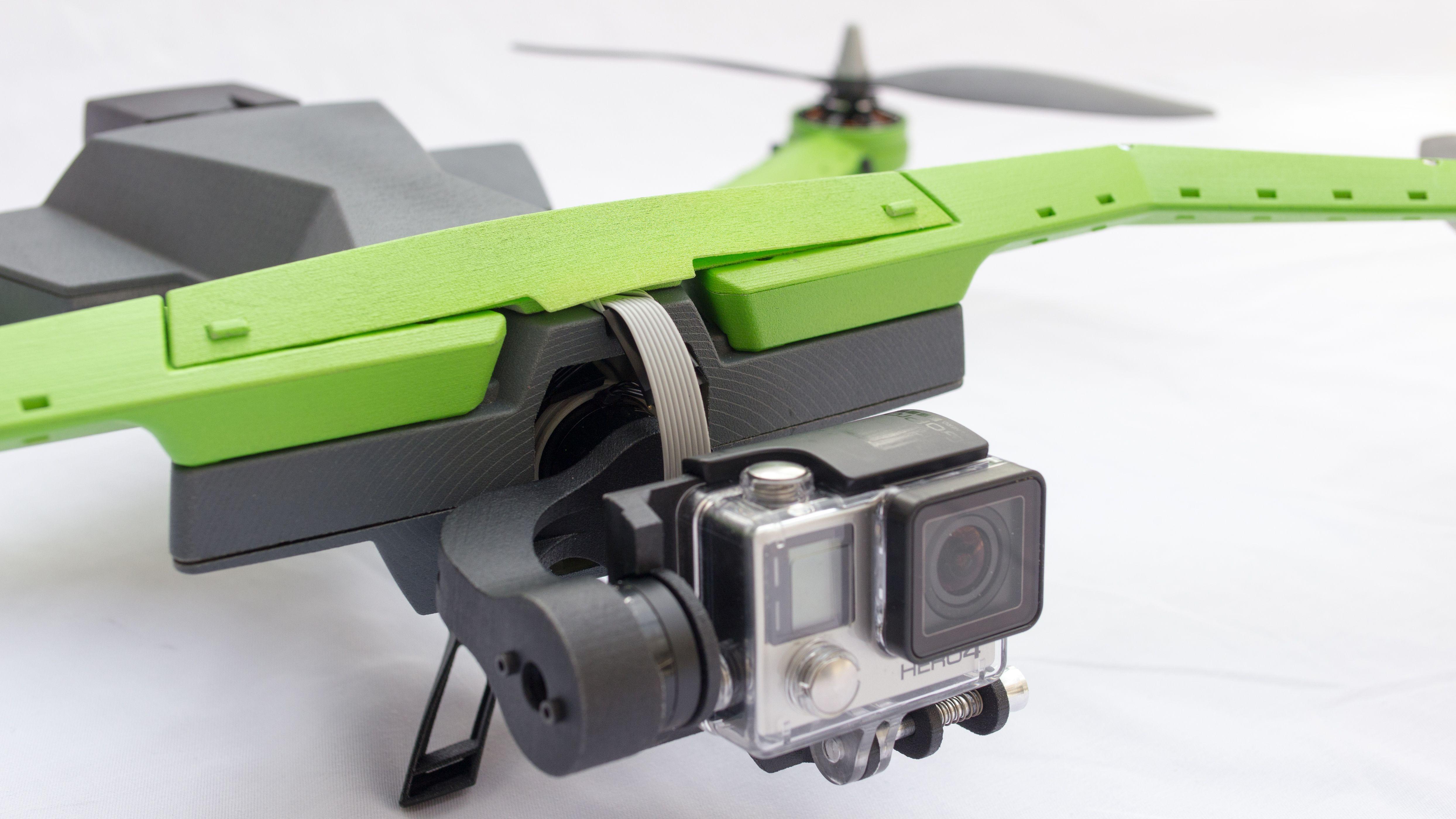 learn more Drone design, Drone