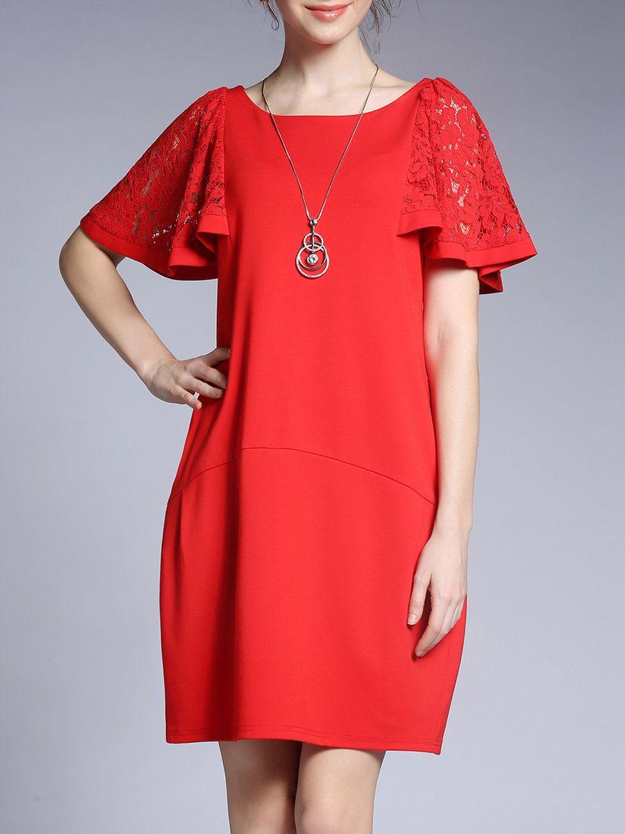 Adorewe stylewe mini dressesdesigner fan shang casual short