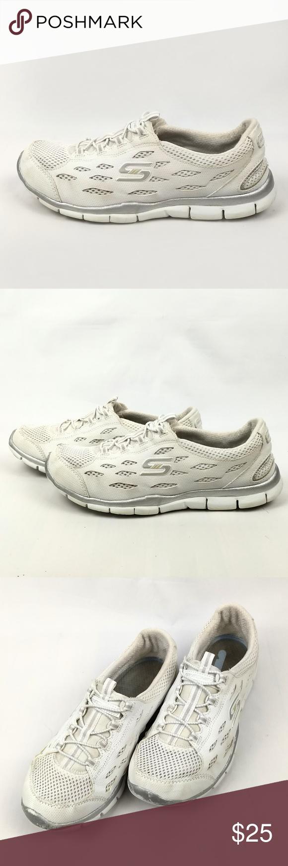 Memory Foam Sneakers Textile Upper
