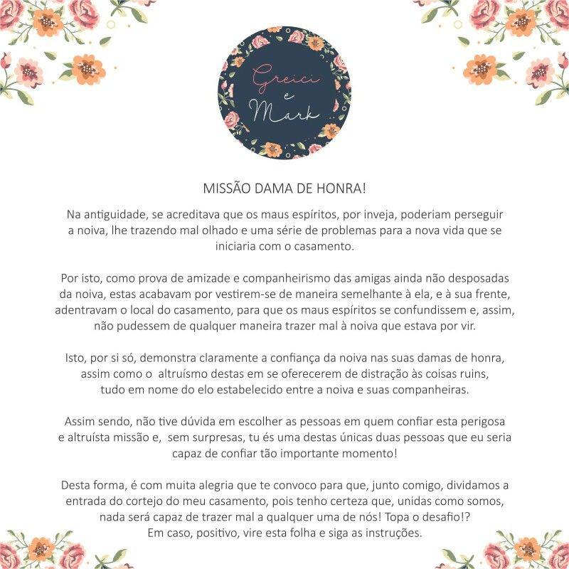 Imagem De Convite Padrinhos Por Pretah Daminhas Convite Padrinhos