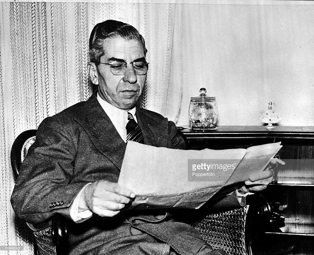 a biography of charles lucky luciano an italian american gangster My 1931 mugshot of charles lucky luciano combined with new york image of the same year also the same year the commission was set up by the man himself, consisted of seven family.