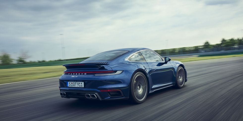 The New Porsche 911 Turbo Has Nearly as Much Power as the Old S Model