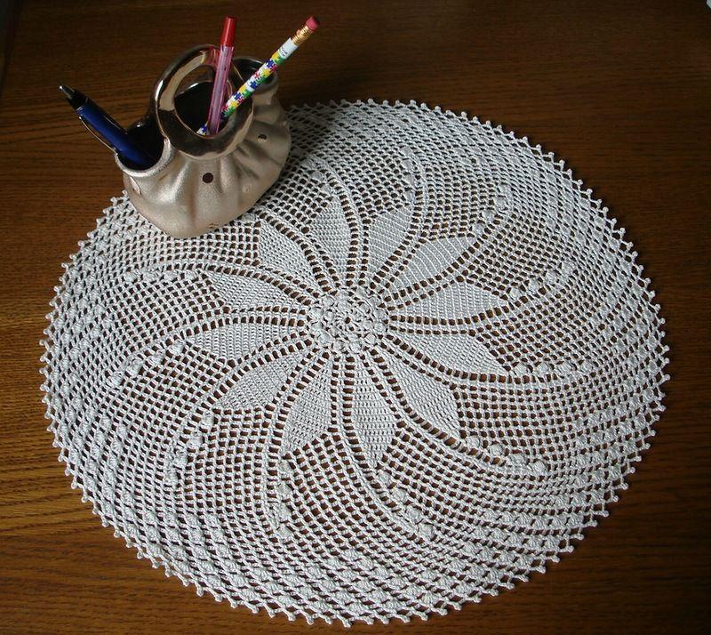Knitting Crochet Com Patterns : knitting - Crochet Doilies Patterns Crochet Inspirations! - Doilies ...