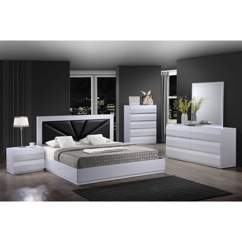 Global Furniture USA Bailey Panel Customizable Bedroom Set
