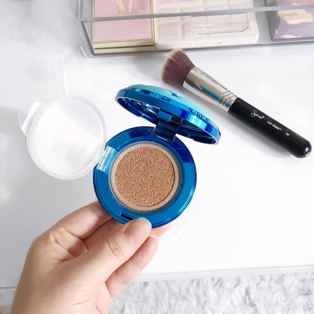 Perfected Coverage With Physicians Formula Mineral Wear Cushion