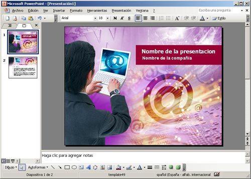 Descarga gratis 60 plantillas para PowerPoint | portafolio blog ...