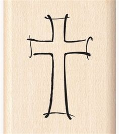 Simple Cross Outline Design Google Search Cross Pinterest