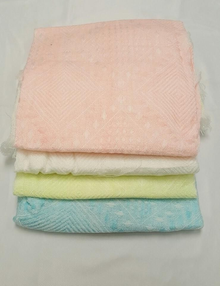 """Wholesale Knit Baby Blankets 40"""" x 40"""" - 72 Units"""