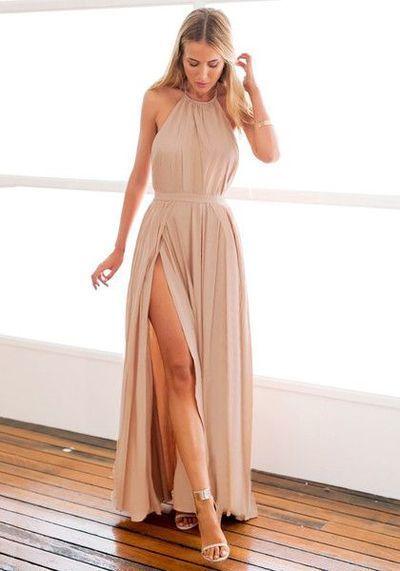 d8481dacbd7d Vestidos longos de festa | Festa | Vestidos baile de finalistas ...