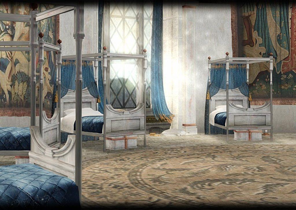 Ravenclaw Dormitory audio atmosphere   Harry potter ...