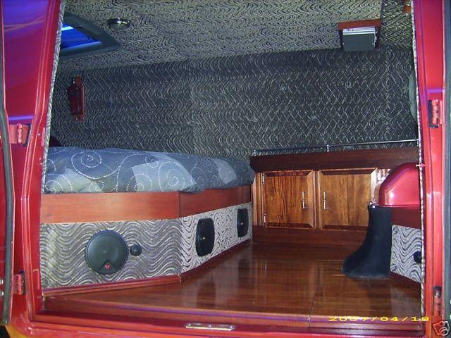 Any Van Interior Ideas