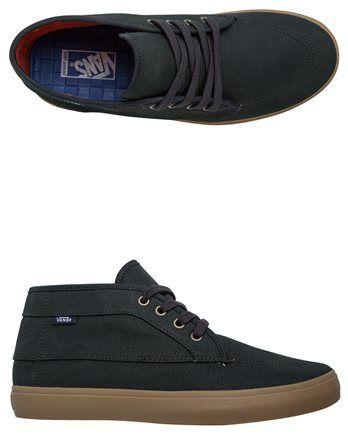 Vans Waxed Fairhaven Sf Shoe Image