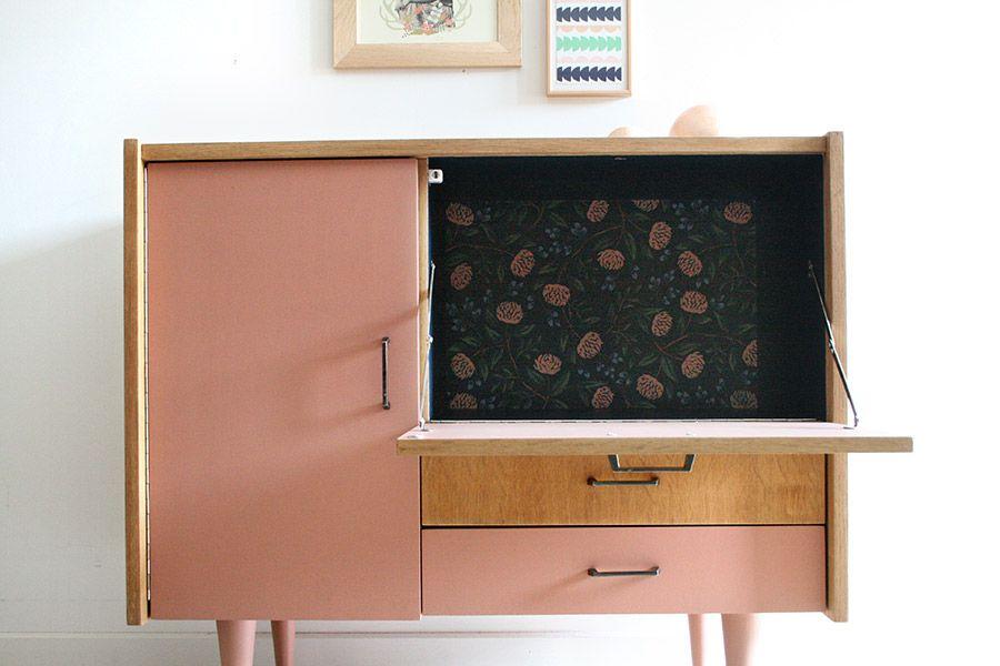 Commode Vintage Billie Commode Vintage Meuble Vintage Mobilier De Salon
