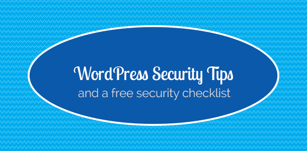 6 WordPress security tips to help make your website safe.