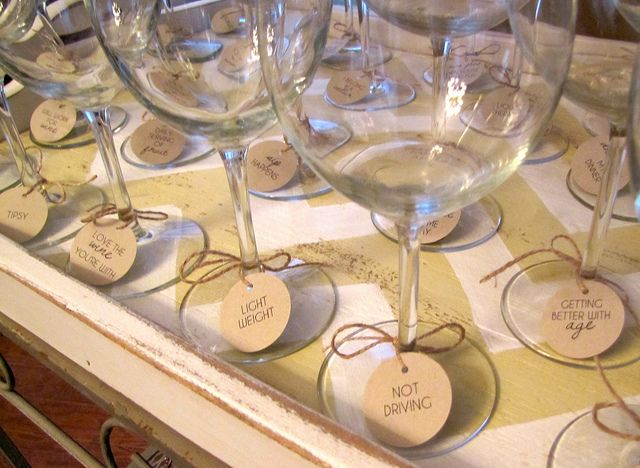DIY Drinks tags for Wine Glasses  a7e1a1dc4eaa