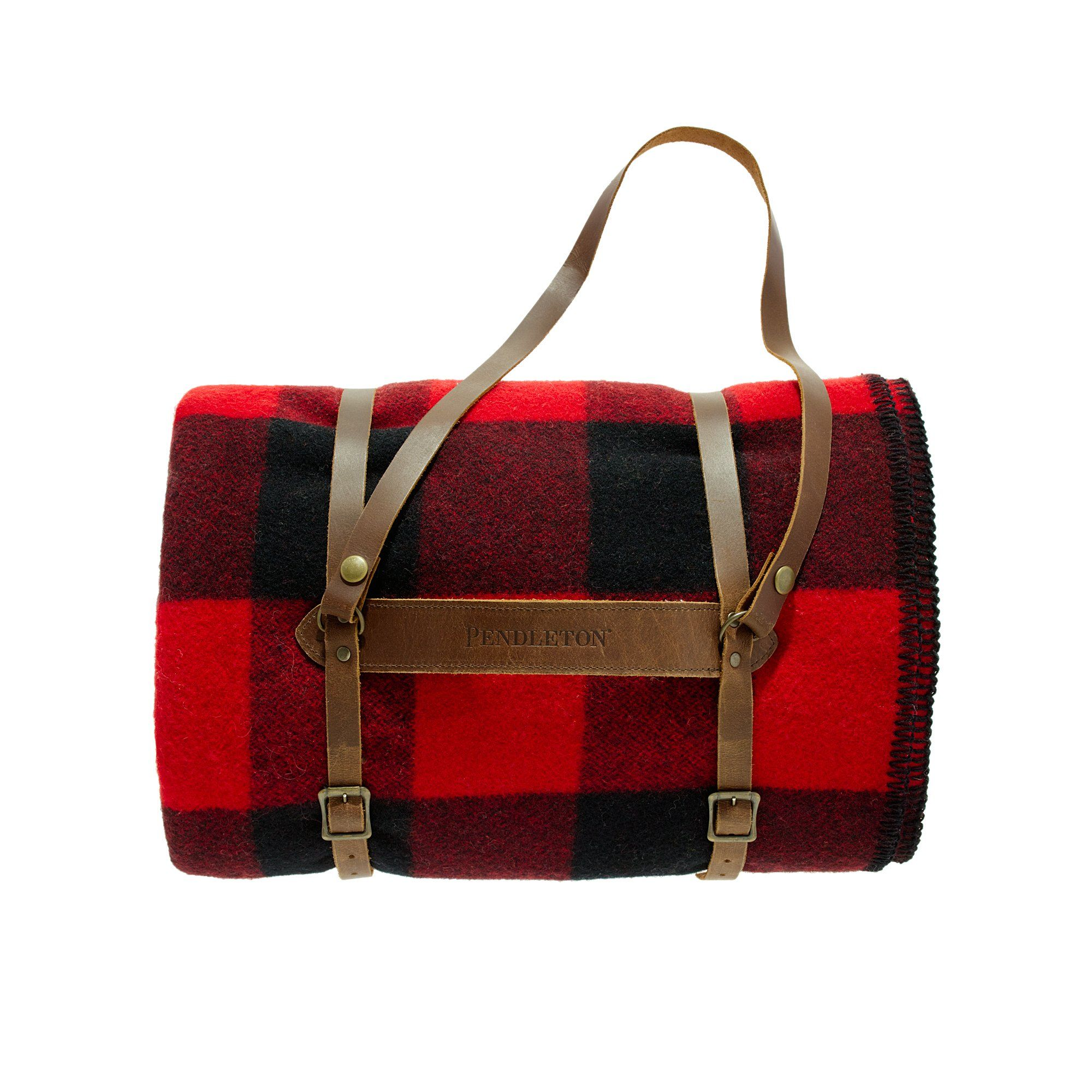 Pendleton Lumberman Blanket in Red (red buffalo plaid)  848c15338aff9