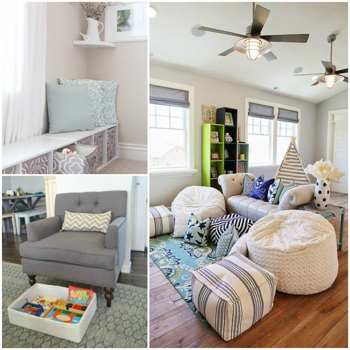 13 Kid Friendly Living Room Ideas To Manage The Chaos Family Friendly Living Room Living Room Playroom Kid Friendly Living Room