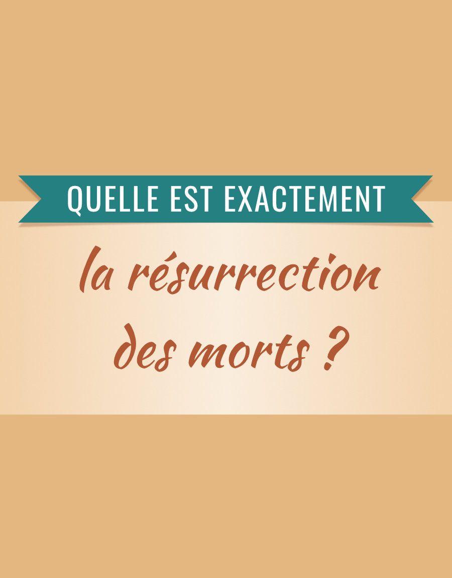 Le Mystere De La Resurrection D Un Mort Resurrection Le Mystere Saint Esprit