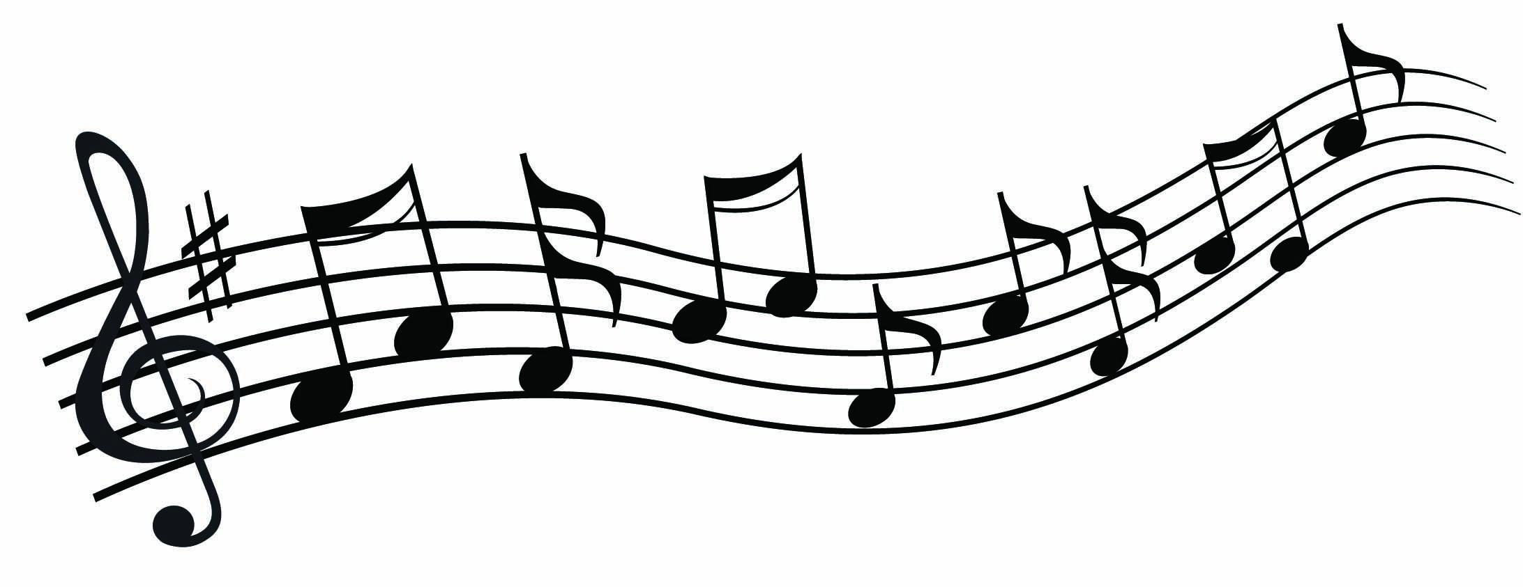 Music Score Clip Art