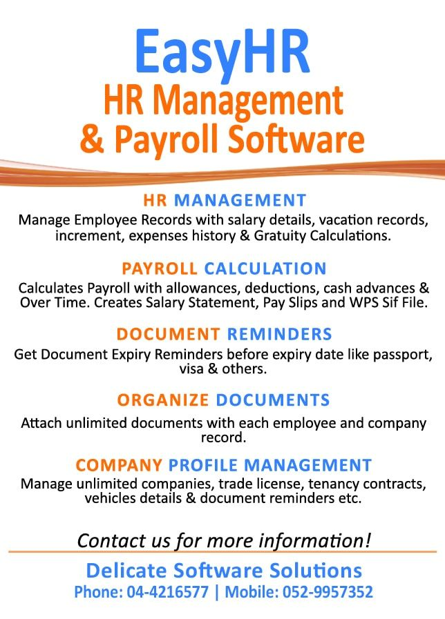 Pin by Delicate Software Solutions on HR Management Software for - pay in slips