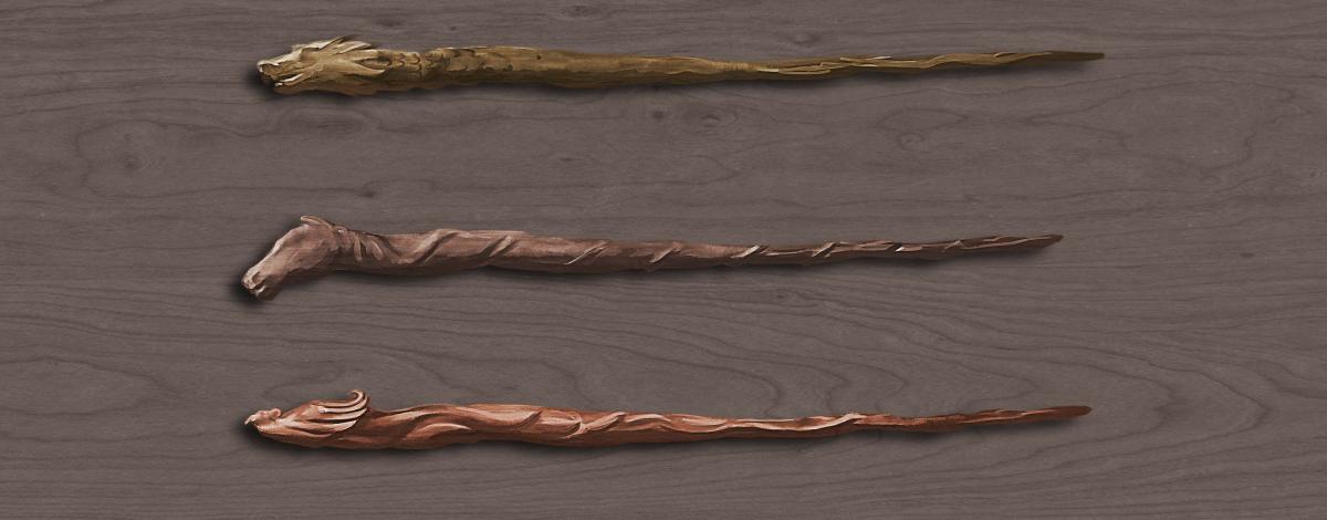 Pottermore Wand Cores Cores
