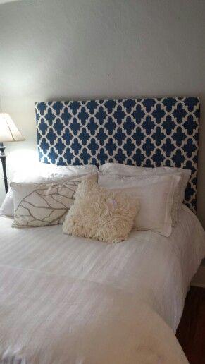 Diy Headboard Cardboard Home Goods Decor Diy Apartment Decor