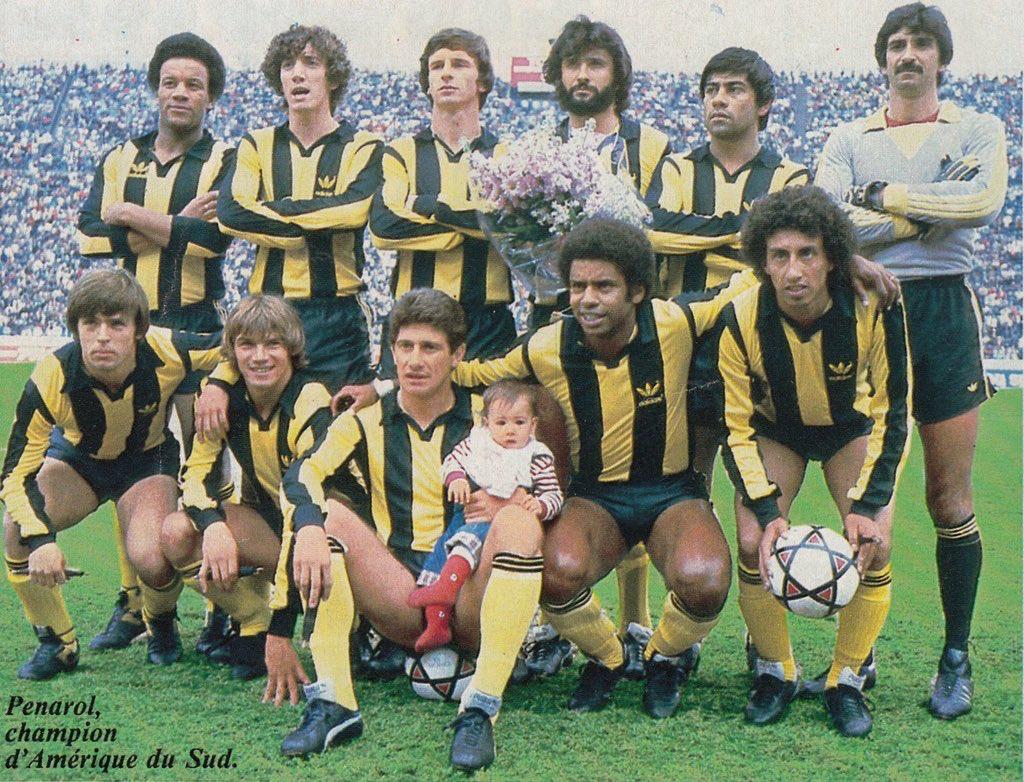 Peñarol. Temporada 1.883