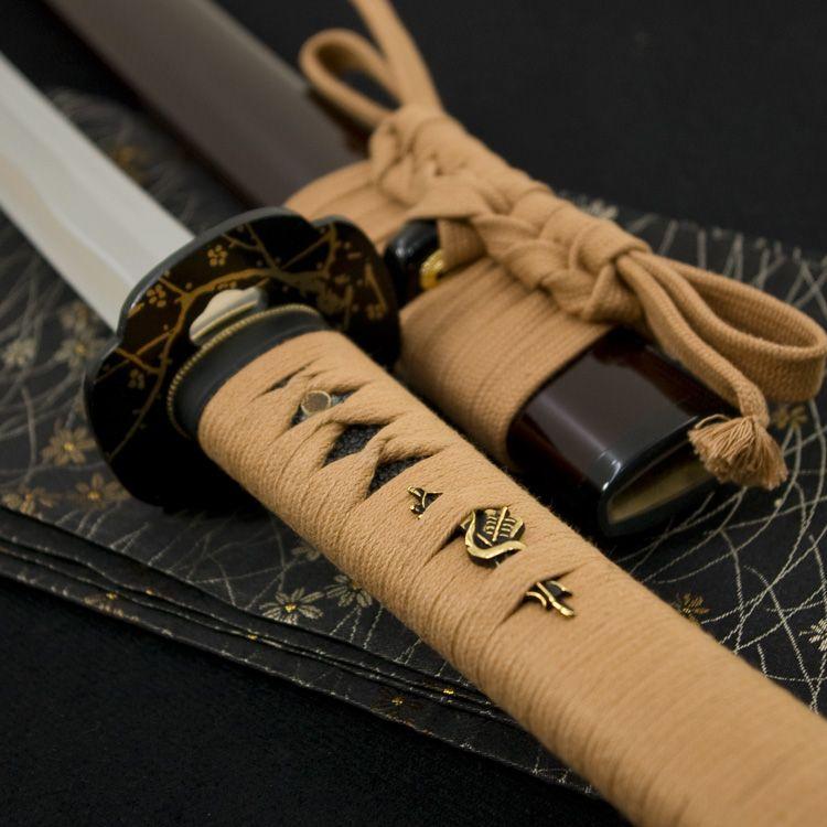 Hiramaki tensho koshirae iaito katana swords japanese sword