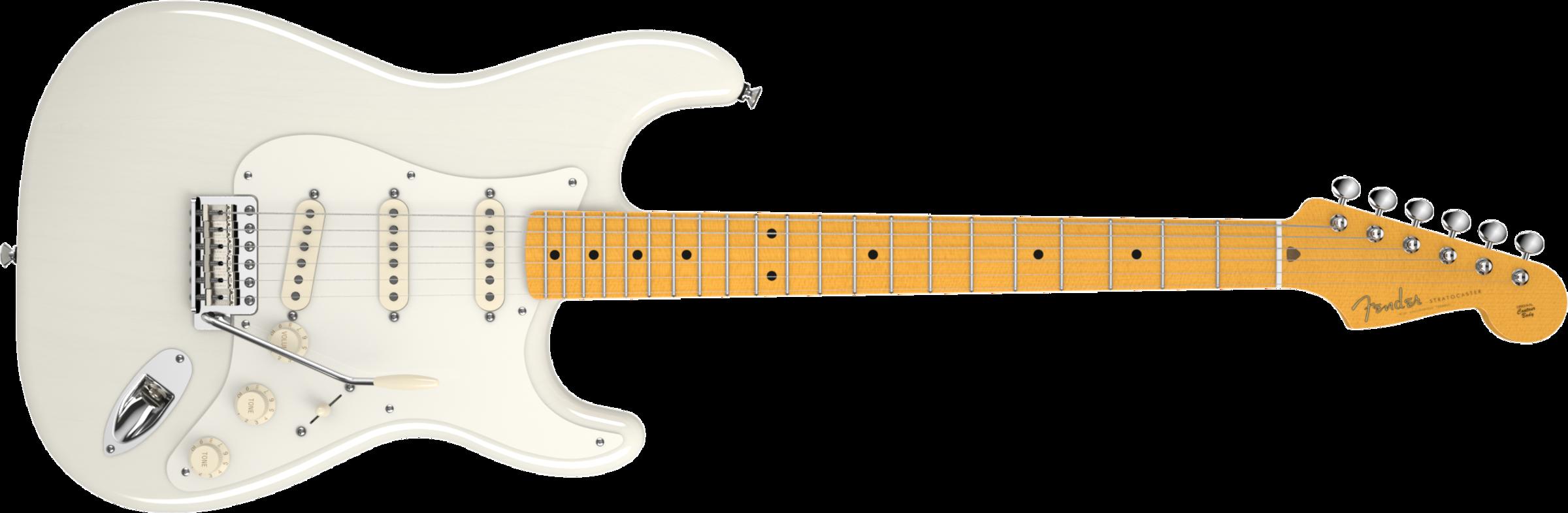 Eric Johnson Stratocaster Maple Artist Series Fender Guitar Fender Guitars Stratocaster Guitar