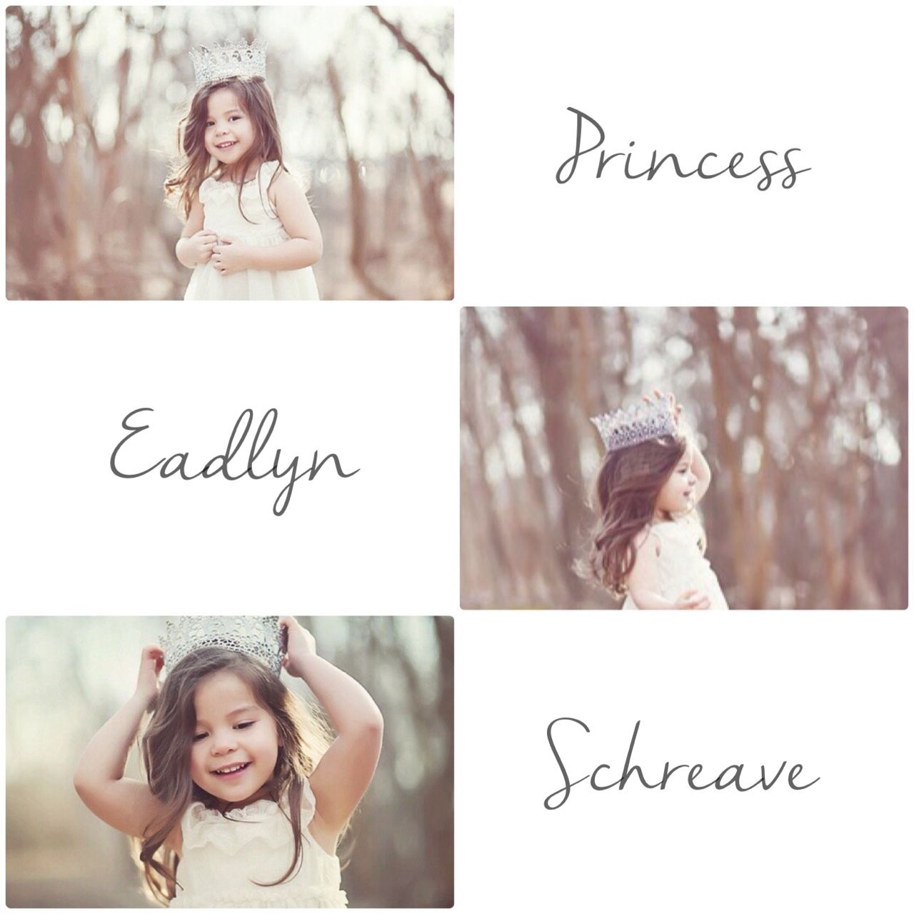 The Selection Series — selectionseries: Princess Eadlyn Schreave -The...