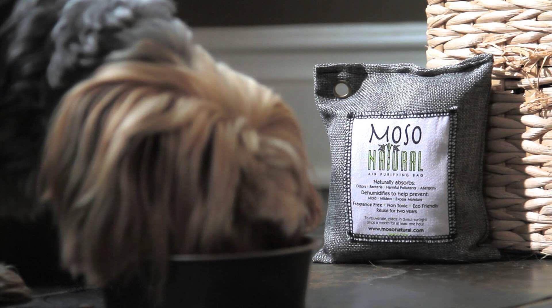 Moso Natural AirPurifying Bag Air purifying bag