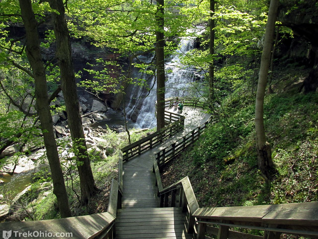 Cuyahoga Valley National Park Brandywine Blue Hen And