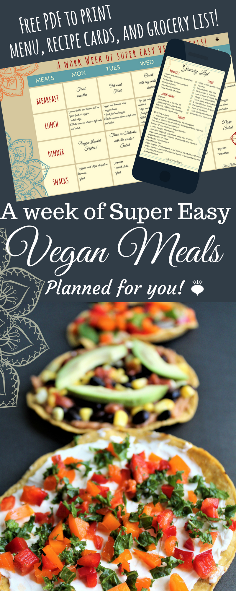 Easy vegan and gluten free meals planed for you free pdf and easy vegan and gluten free meals planed for you free pdf and printables includes meal planning calendar recipe cards grocery list tips forumfinder Choice Image