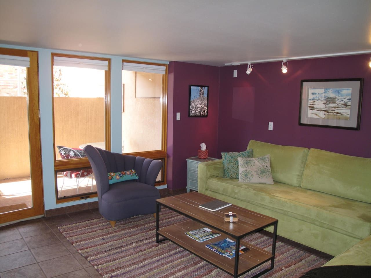 Violet at StellaRuby Cottages Apartments for Rent in
