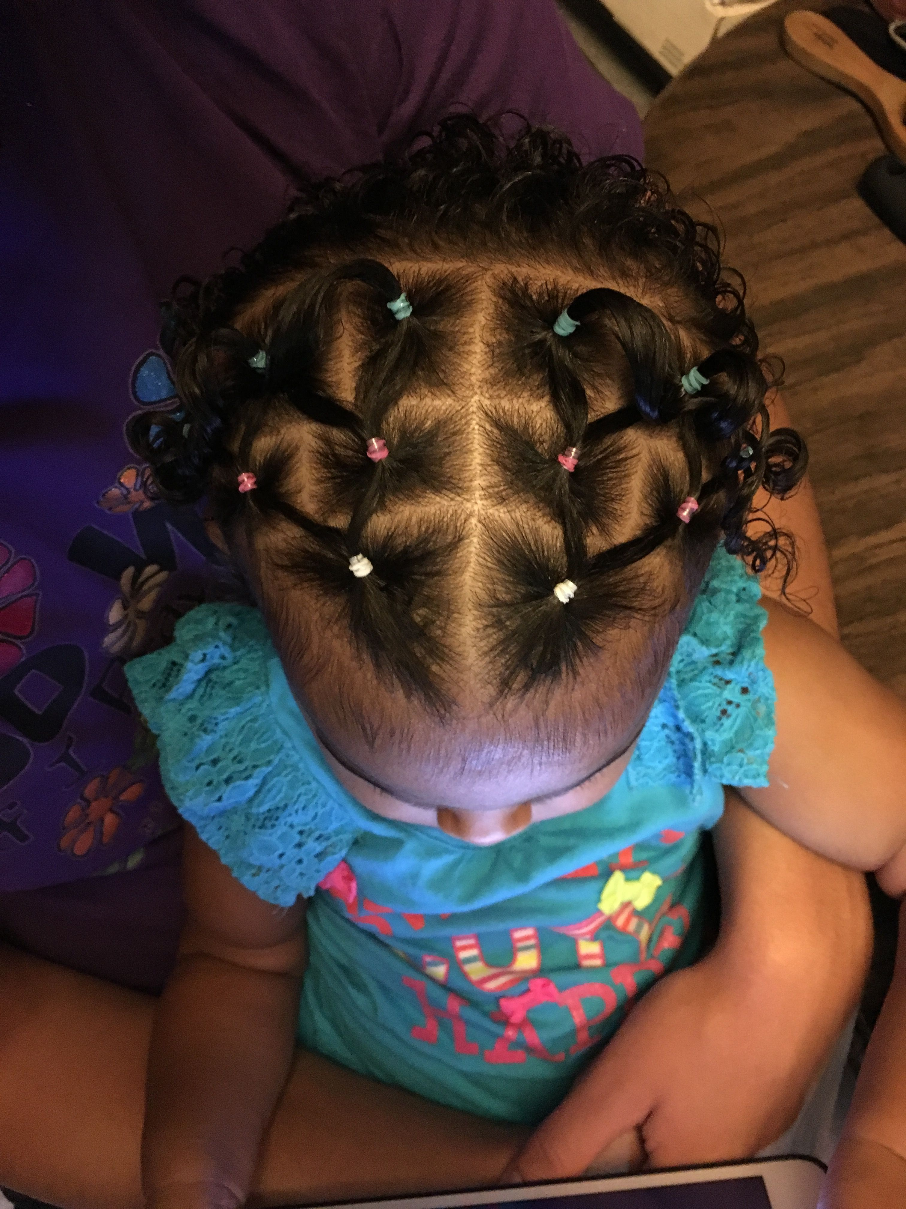 Hairstyle For Toddler Little Girl Hair Toddler Toddlerhair School Hairstyles Hairstylesfortoddle Kids Curly Hairstyles Baby Hairstyles Toddler Curly Hair