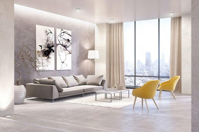 Salones clasicos modernos contemporáneos y más | Salón clásico ...