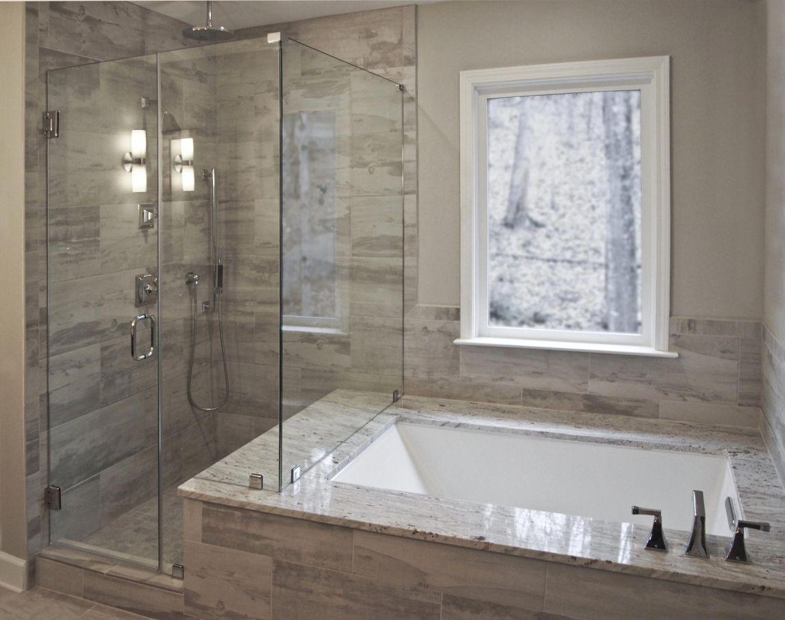 Photo of 37 Gorgeous Bathroom Tub Shower Combo Design Ideas – homepiez