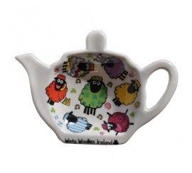 Tea Bag Holder Wacky Woollies