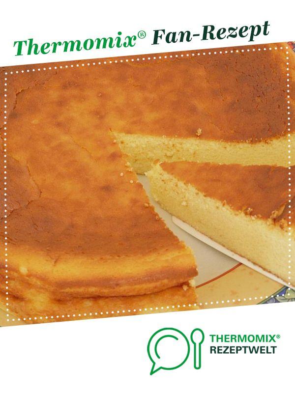 Käsekuchen ohne Boden #süßesbacken