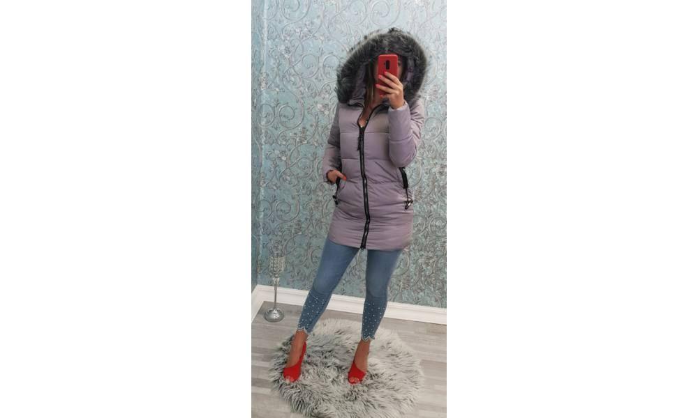 c27f69d338 Hosszított szőrmés kabi - Dzseki / Kabát - Luna Gardrobe Női ruha  WebÁruház, Akciós - olcsó női ruha, Női ruha webshop, Online trendi -  divatos ruha