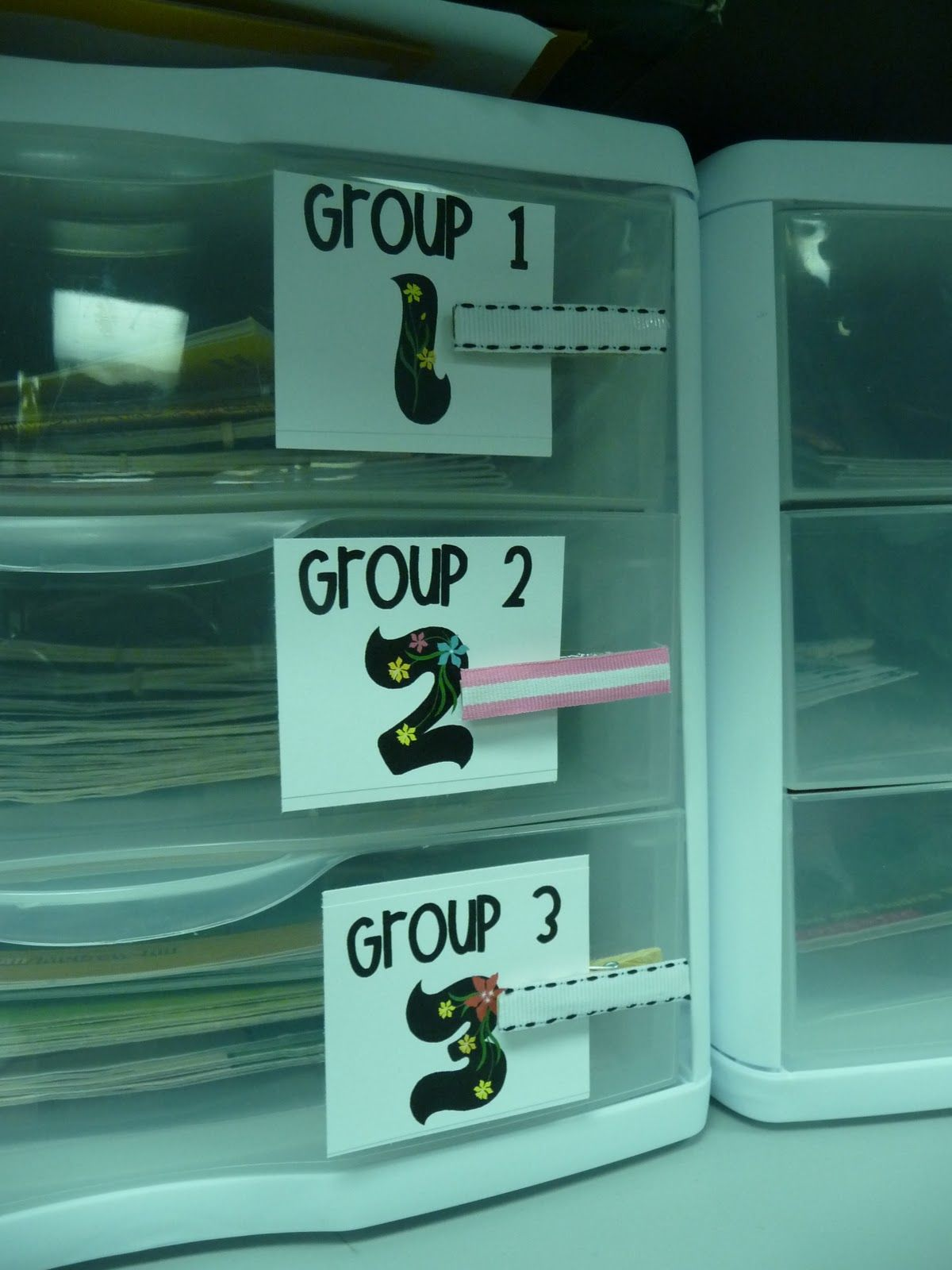 Organizing Guided Reading Math Or Other Group Work