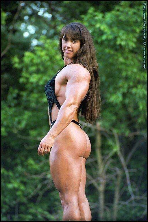 Female Bodybuilder Lesbians