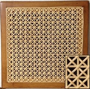 Cane Pattern Google Search Caning Bamboo Weaving Woven Wood