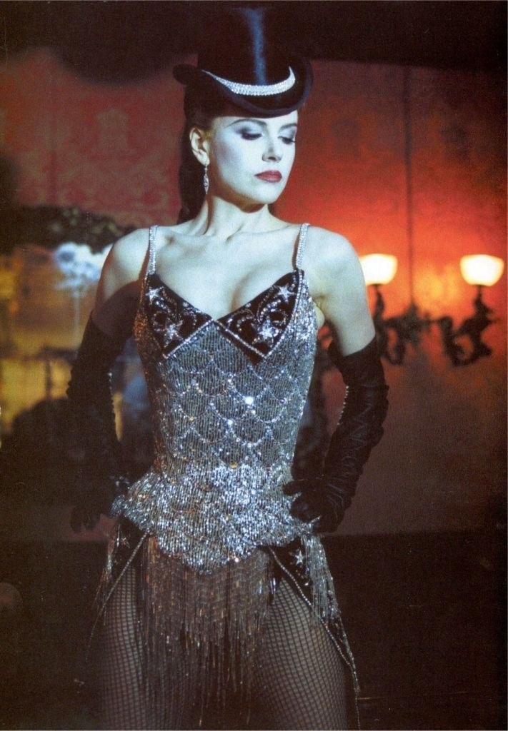 Moulin Rouge Kleidung