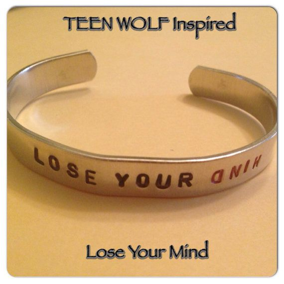 Hand+stamped+on+a+aluminum+cuff+is+ +Lose+Your+Mind  +The+Cuff+comes+in+your+choice+of+either+5,+6,+or+7+inches+long.+ +The+5+inch+cuff+best+fits+wrists+4-6+inches +The+6+inch+cuff+best+fits+wrists+5-7+inches +The+7+inch+cuff+best+fits+wrists+6-8+inches+.  +The+aluminum+cuff+is+hypoallerg...