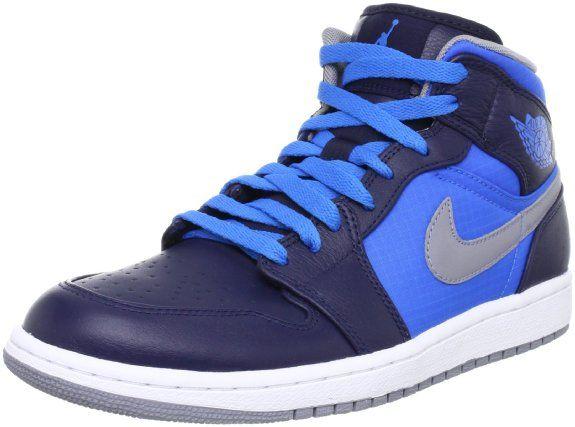 Amazon.com  Nike Men s Air Jordan 1 Phat Basketball Shoe  Shoes ... d22cbd55f