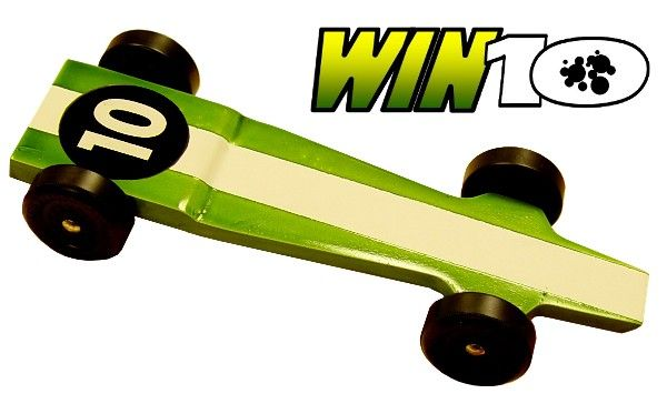 Super Fast Pinewood Derby Car Designs Ben 10 Pinewood Derby Car