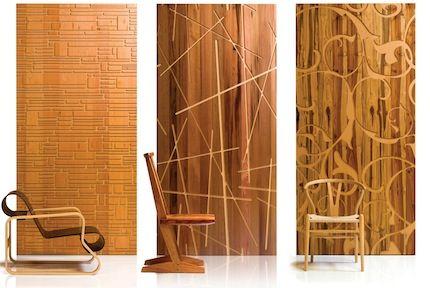awesome wood panels