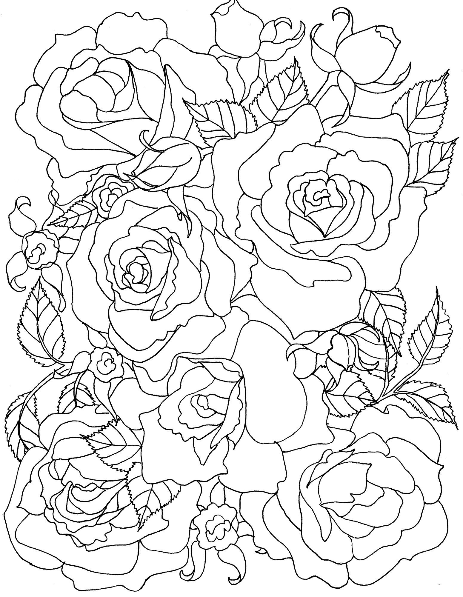 happy family art original and fun coloring pages flowers to